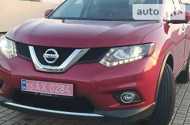 Nissan Rogue 2016 в Луцке