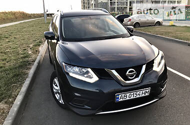 Nissan Rogue 2015 в Виннице
