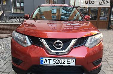 Унiверсал Nissan Rogue 2015 в Івано-Франківську