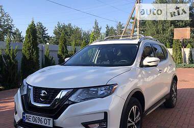 Позашляховик / Кросовер Nissan Rogue 2019 в Дніпрі