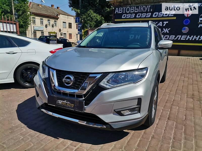 Внедорожник / Кроссовер Nissan Rogue 2015 в Николаеве