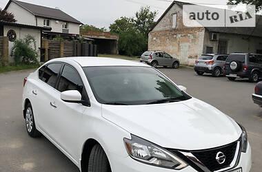 Седан Nissan Sentra 2016 в Виннице
