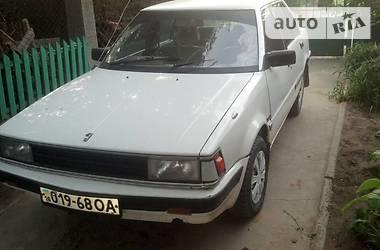 Nissan Stanza 1985