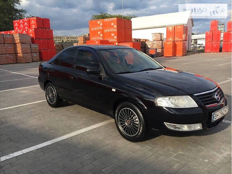 Nissan Sunny 2008 в Одессе