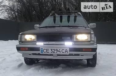 Nissan Sunny 1986 в Чернівцях