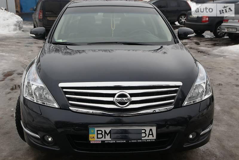 Nissan Teana 2012 года в Сумах