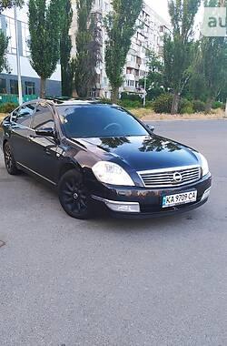 Седан Nissan Teana 2007 в Киеве
