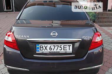 Седан Nissan Teana 2011 в Хмельницком