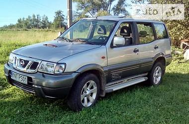 Nissan Terrano II 2001 в Киеве