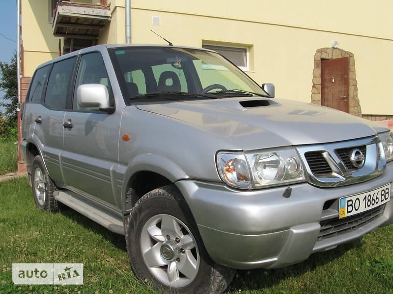 Nissan Terrano 2002 в Бережанах
