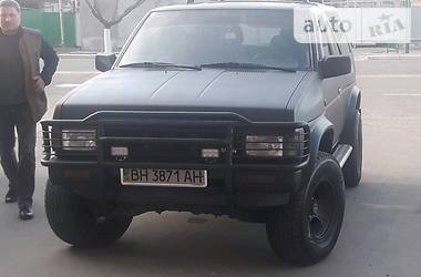 Nissan Terrano 1989 в Ізмаїлі