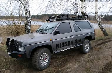 Nissan Terrano 1989 в Львове