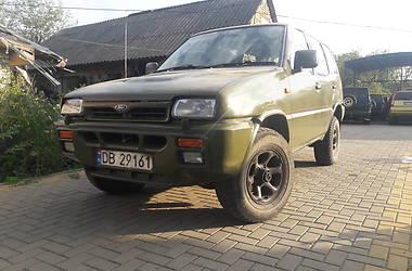 Nissan Terrano 1995 в Луцке