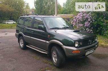 Внедорожник / Кроссовер Nissan Terrano 1997 в Смеле