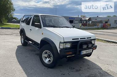 Внедорожник / Кроссовер Nissan Terrano 1989 в Кагарлыке