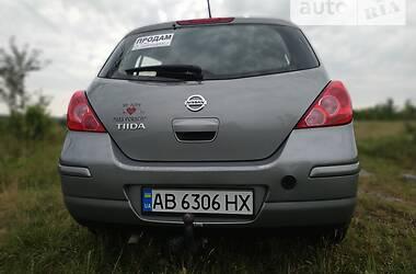 Хэтчбек Nissan TIIDA 2007 в Виннице