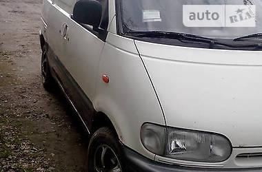 Nissan Vanette груз. 1999