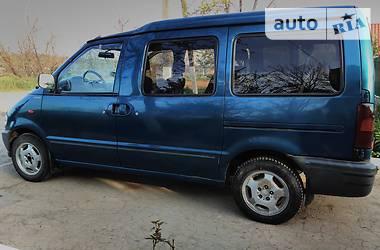 Nissan Vanette пасс. 1998 в Белгороде-Днестровском