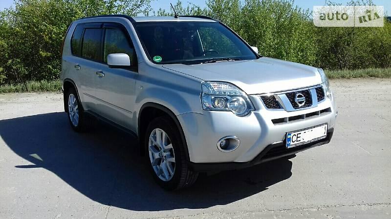 Nissan X-Trail 2013 года
