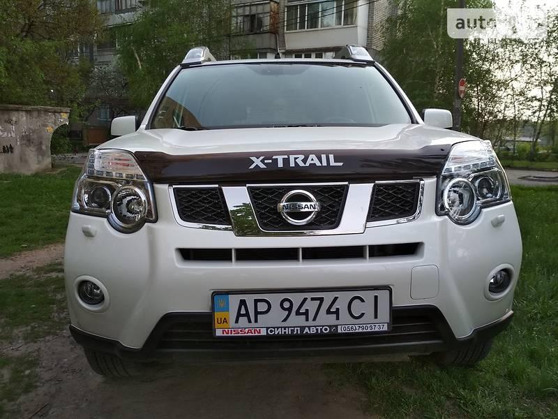 Nissan X-Trail 2013 в Запорожье