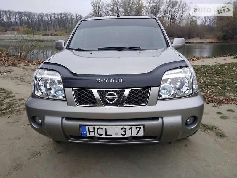 Nissan X-Trail 2004 в Одессе