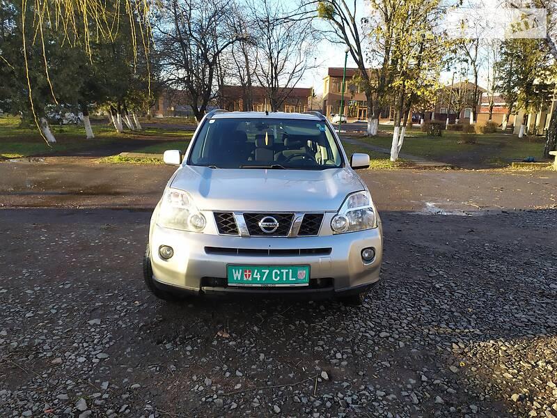 Позашляховик / Кросовер Nissan X-Trail 2008 в Ужгороді