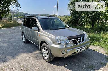 Позашляховик / Кросовер Nissan X-Trail 2003 в Львові