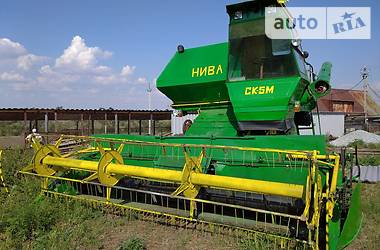 Комбайн зерноуборочный Нива ЗОР 2020 в Запорожье