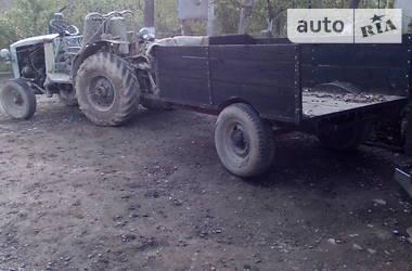 ООО Трактор ДВСШ 16 1974 в Перечине