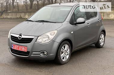 Opel Agila 2011 в Луцке