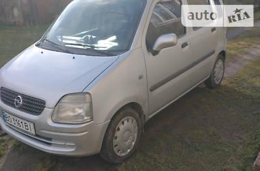 Opel Agila 2000 в Монастириській