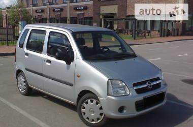 Универсал Opel Agila 2004 в Киеве