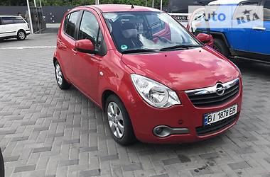 Хэтчбек Opel Agila 2008 в Полтаве