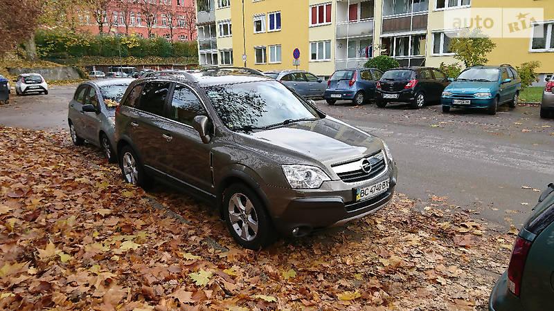 Opel Antara 2008 в Киеве
