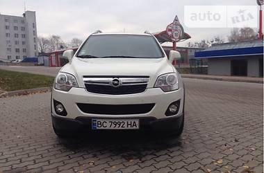 Opel Antara 2011 в Львове