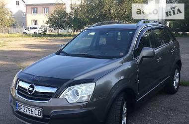 Opel Antara 2007 в Черновцах