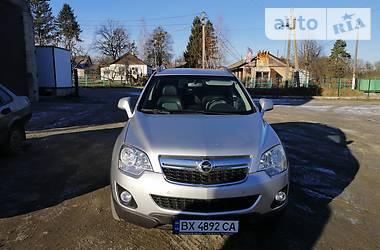 Opel Antara 2011 в Полонном