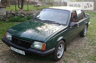 Opel Ascona 1986 в Ивано-Франковске
