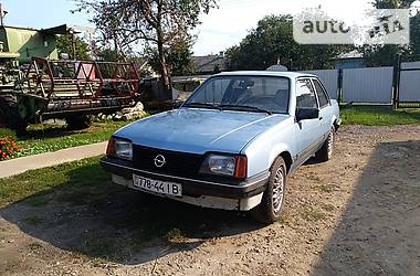 Opel Ascona 1983 в Городенке