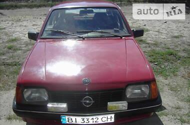 Opel Ascona 1985 в Зенькове