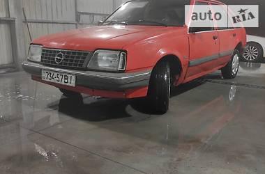 Хэтчбек Opel Ascona 1986 в Виннице