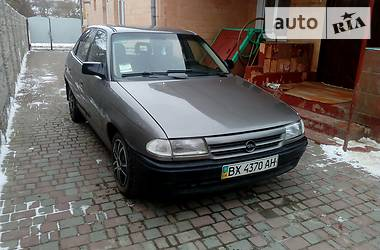 Opel Astra F 1992 в Здолбунове