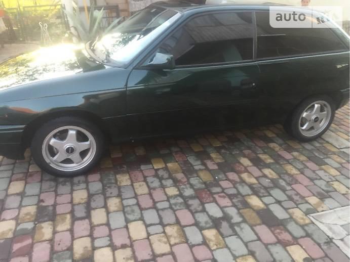 Opel Astra F 1992 в Городке