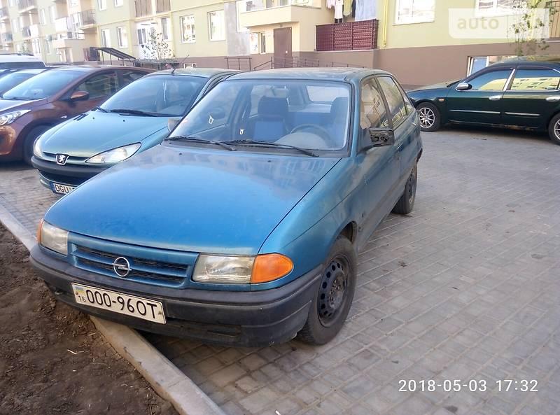 Opel Astra F 1992 в Одессе