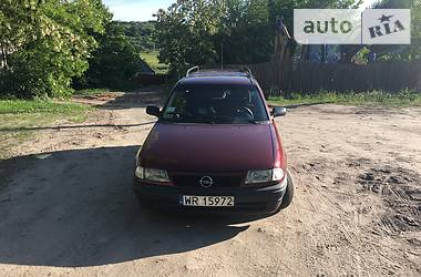 Opel Astra F 1999 в Киеве