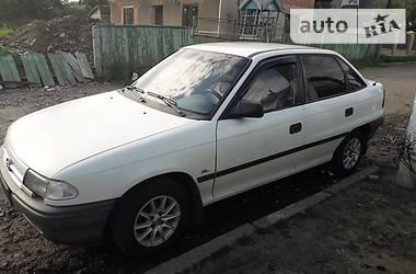 Opel Astra F 1993 в Заставной