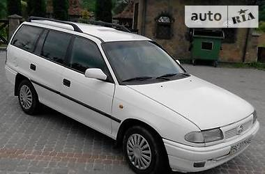 Opel Astra F 1999 в Трускавце