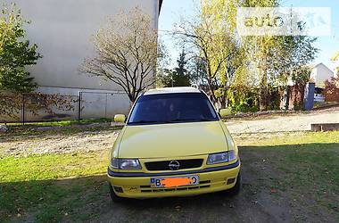 Opel Astra F 1995 в Трускавце