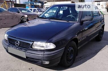 Хэтчбек Opel Astra F 1995 в Львове