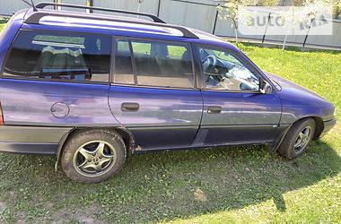 Opel Astra F 1997 в Коломиї